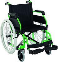 Коляска инвалидная, регулируемая, без двигателя (Golfi-7), фото 1