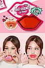 Набор гидро-гелевых патчей для губ berrisom sos! essence lip patch- 30шт, фото 3