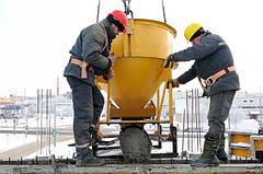 Емкости для бетона и раствора