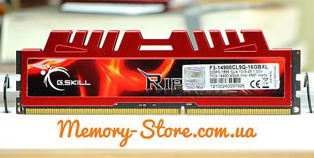Оперативна пам'ять G. Skill DDR3 DDR3 4Gb PC3-14900 1866MHz (б/у), фото 2