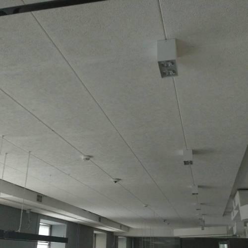 Troldtekt Fine акустическая панель, 1200 х 600 х 20 мм. Белый цвет