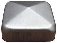 Крышка металлическая 100х100 мм