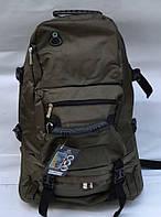 Рюкзак туристический EF на 35 литров оливковый , фото 1
