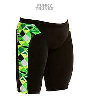 Распродажа! Хлоростойкие джамеры для мальчиков Funky Trunks Golden Glow FT37