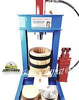 Гидравлический пресс для масла холодного отжима на 3 литра (полный комплект 30 тонн)