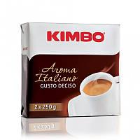 Kimbo aroma italiano gusto deciso 500 гр