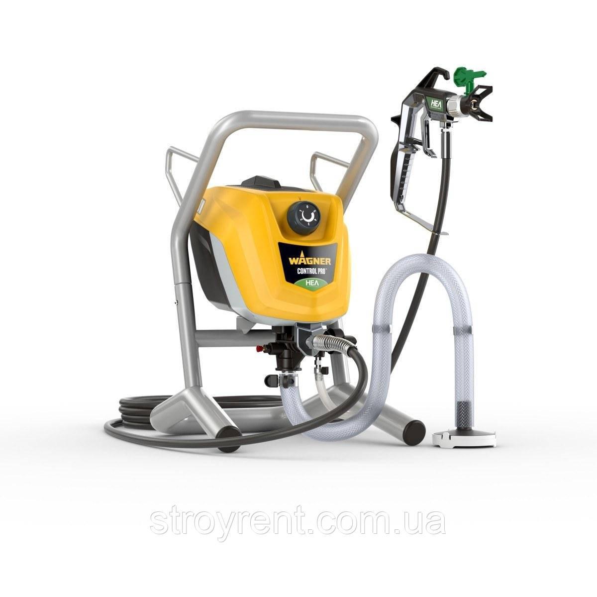 Wagner Control Pro 250 M окрасочный аппарат безвоздушного распыления - аренда, прокат