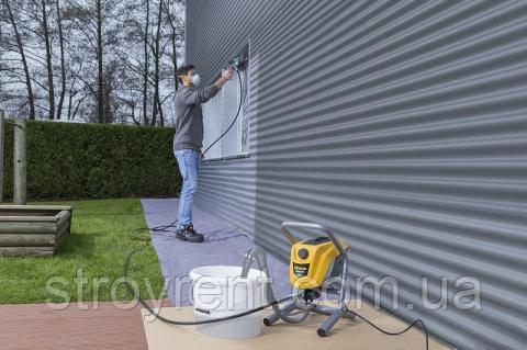 Wagner Control Pro 250 M окрасочный аппарат безвоздушного распыления - аренда, прокат, фото 2