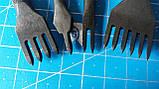 Набір крокових пробійників з ромбічним зубом 4 мм, фото 2