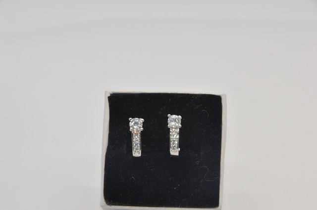 Серебряные серьги Загадка стерлинговое серебро 925 пробы
