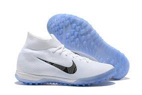 Сороконожки Nike Mercurial c носком 1112