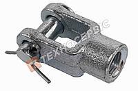 Вилка штока камеры тормозной (энергоакумулятора)в сборе (усиленная)