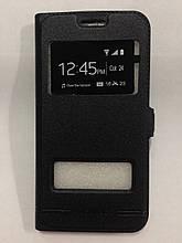 Чехол-книжка Samsung J320 Black Momax