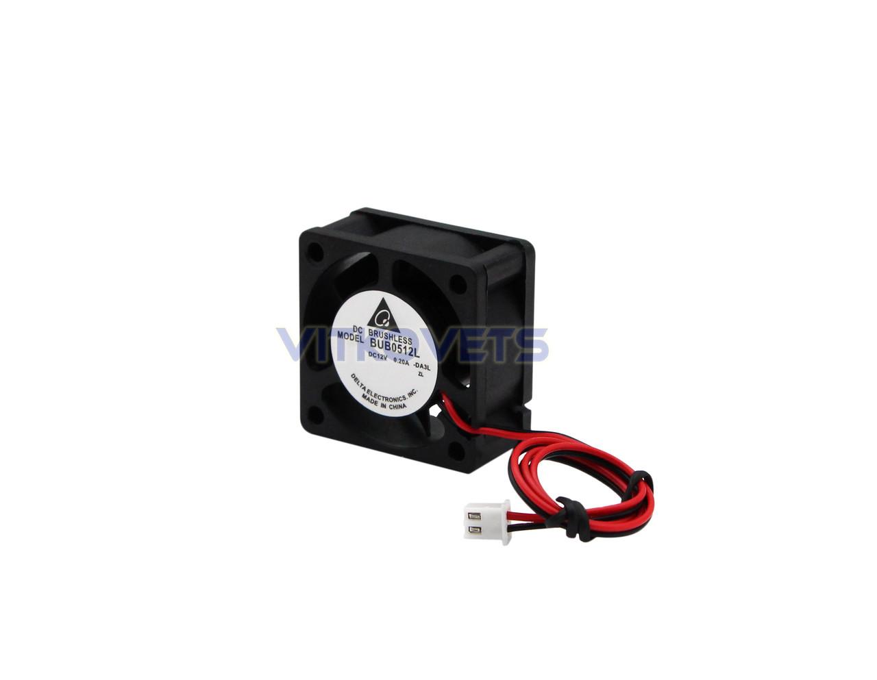 Вентилятор (кулер) 40х40, 12V, 0.20A