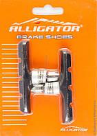 Тормозные колодки Alligator v-brake VB-610/620TR
