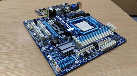Материнская плата Gigabyte GA-880GM-UD2H (sAM3, AMD 880G, PCI-Ex16)  , фото 2