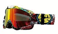Мотоочки SCOYCO G04 (акрил, пластик, PL, эластан, цвет оправы мультиколор)