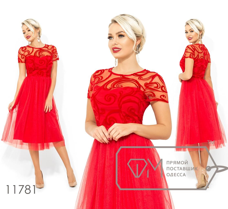 Вечернее женское платье раз.42-46