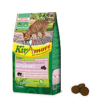 Корм для кошек GHEDA (Джеда) Kiramore Adult Maintenance Gourmet (Свинина с сыром), 15 кг