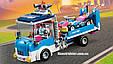 "Конструктор Bela 11036 ""Грузовик техобслуживания"" Френдс, 250 деталей. Аналог Lego Friends 41348, фото 4"