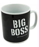 Кружка (Чашка) гигант Big Boss 850 мл