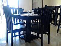 Стол и 4 стульчика, комплект