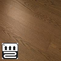 Паркет под теплый пол Par-ky  PRO Brushed ANTIQUE Oak Premium Дуб Европейский, фото 1