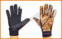 Закрытые флисовые перчатки для зимней рыбалки, до -25 градусов., фото 1
