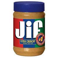 Арахисовое масло Jif Extra Crunchy 1,13 kg