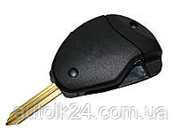 Корпус выкидного ключа CITROEN Jumpy, Xsara, Xantia, Evasion