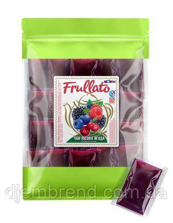 Чай Frullato натуральный Лесные ягоды, 50 шт х 40 г