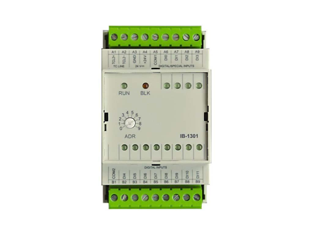 Модуль расширения с дискретными входами IB-1301
