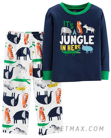 Пижама Carter's для мальчика, фото 2