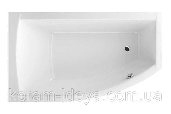 Ванна акриловая Excellent Magnus 160х95см WAEX.MGL16WH левая