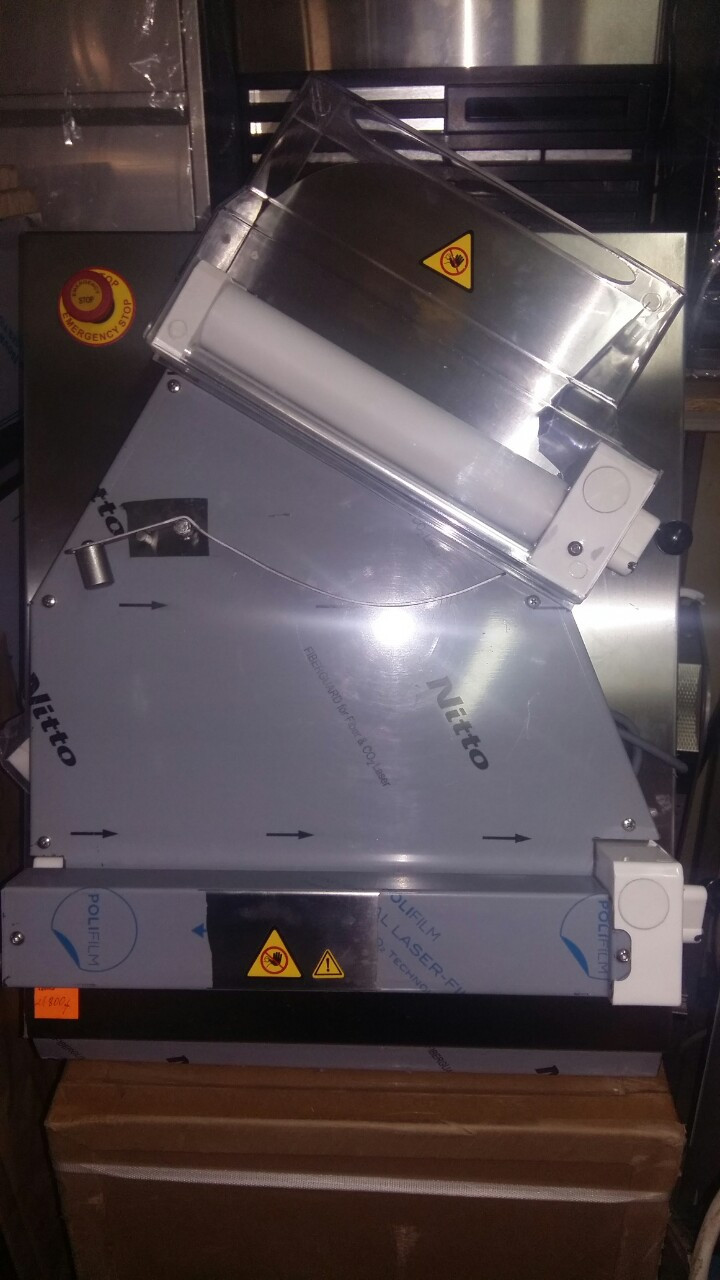 Тестораскатка тестораскаточная EMPERO EMP.HA.01.Y (Турция)  40см две пары вальцев