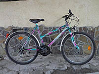 ✳Велосипед MOSCONI 26 (горный Shimano ровер передачи шимано шімано импорт бу імпорт горнік гірський)