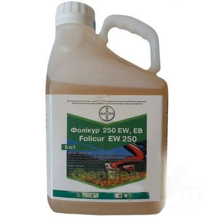 Фунгицид Фоликур 25 % к.е. Bayer -  5 л, фото 2