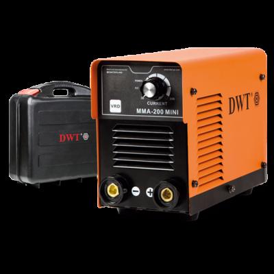 Зварювальний інвертор DWT MMA-200 MINI BMC