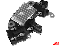 Реле регулятор зарядки генератора для Opel Combo 1.7 dti. Интегралка, шоколадка Опель Комбо 1,7 дти.