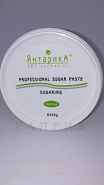 Сахарная паста для шугаринга Янтарика (профессиональная линия).