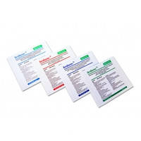 Повязка Medicare антимикробная сорбционная стерильная для лечения гнойных ран 10х20 см