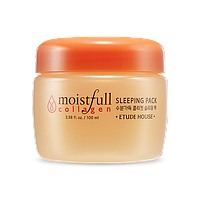 Ночная маска для лица с коллагеном и экстрактом баобаба Etude House Moistfull Collagen Sleeping Pack