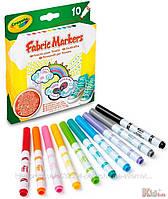 Фломастеры для рисования на ткани Crayola 071662186333