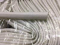 Трубка стеклоармированная с силиконовым покрытием 1 мм, 100 м