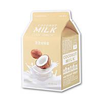 Тканевая маска с кокосовым молоком A'Pieu Coconut Milk One-Pack