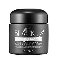 Универсальный крем для лица с осветляющим комплексом Mizon Black Snail All In One Cream