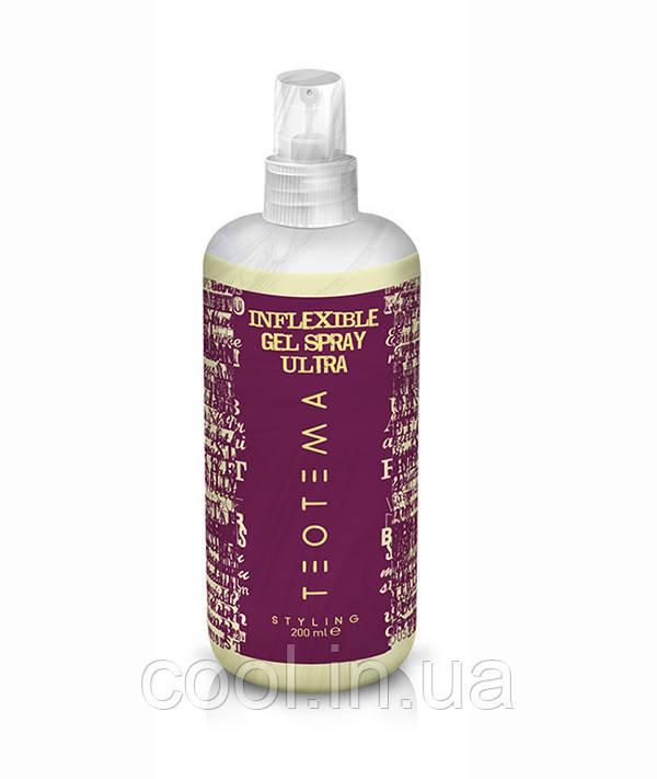 Гель-Спрей для волос 200 мл. TEOTEMA