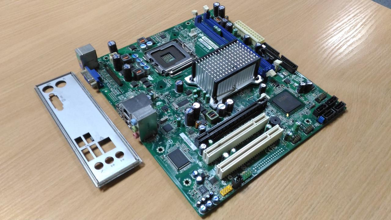 Материнская плата Intel DG41RQ (s775/G41/2xDDR2)