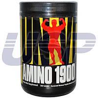 Universal Amino 1900 Аминокислотный комплекс для роста мышц спортивное питание