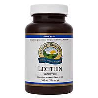 Препарат для сосудов мозга.Лецитин - питание для мозга и нервной системы.170 капсул,США,NSP